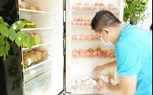 'Tủ lạnh cộng đồng' chia sẻ thực phẩm cho người dân giữa mùa dịch tại TP Hồ Chí Minh
