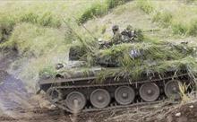 Lực lượng phòng vệ mặt đất Nhật Bản tập trận lần đầu trong gần 30 năm
