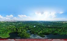 Ảnh 360: Vườn thực vật 20 ha tại Hà Nội 10 năm chưa hoạt động
