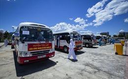 Hòa Bình đón 778 lao động từ Bắc Giang trở về địa phương