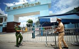 Bệnh viện K cơ sở Tân Triều dỡ phong tỏa