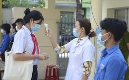 Đà Nẵng: Đảm bảo phòng dịch trong Kỳ thi tuyển sinh lớp 10