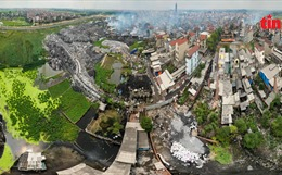 Ô nhiễm ở làng tái chế nhôm Mẫn Xá: Đổi kinh tế lấy bệnh tật