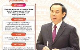 Tân Bí thư Thành ủy TP Hồ Chí Minh Nguyễn Văn Nên