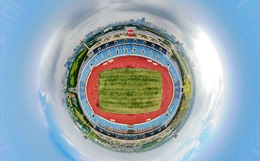 'Chảo lửa' Mỹ Đình là một trong năm sân vận động tốt nhất Đông Nam Á
