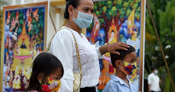 Campuchia sẵn sàng mở cửa trở lại toàn bộ các trường học