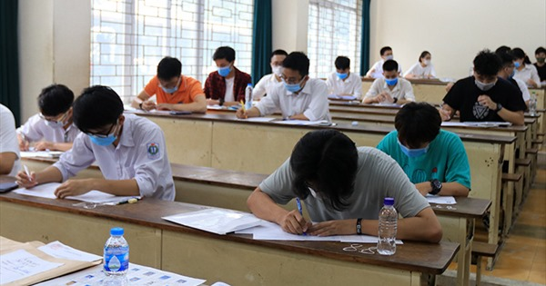 Hơn 5.600 thí sinh thi kiểm tra tư duy xét tuyển vào trường Đại học Bách khoa Hà Nội