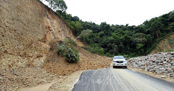 Thời tiết ngày 27/9: Vùng núi Bắc Bộ mưa to đến rất to, đề phòng sạt lở đất