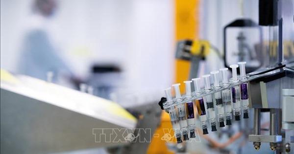 Hãng dược phẩm Sanofi tin tưởng sẽ có vaccine phòng COVID-19 vào năm tới