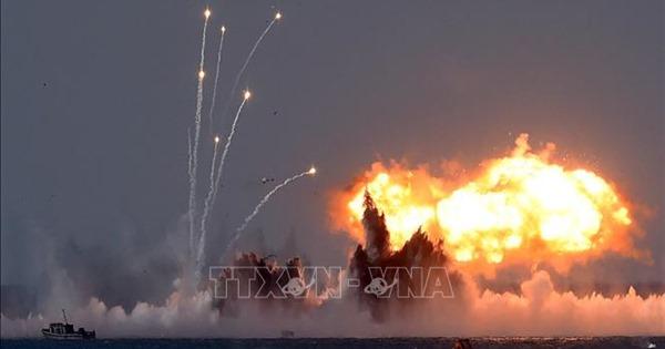 Nga kiểm chứng khả năng phòng không trong cuộc tập trận Kavkaz-2020