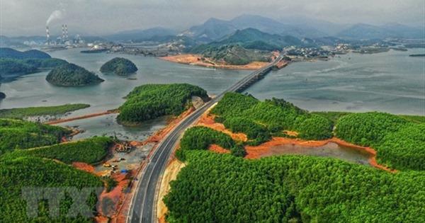 Bổ sung Khu Kinh tế Quảng Yên vào Quy hoạch phát triển các Khu Kinh tế ven biển