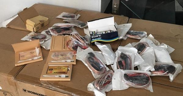 Hải Phòng: Phát hiện, thu giữ một số thiết bị dùng gian lận trong thi cử