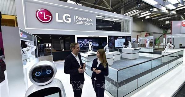 Công ty điện tử LG 'bắt tay' với các đối tác trong nước phát triển công nghệ 6G - xổ số ngày 19102019