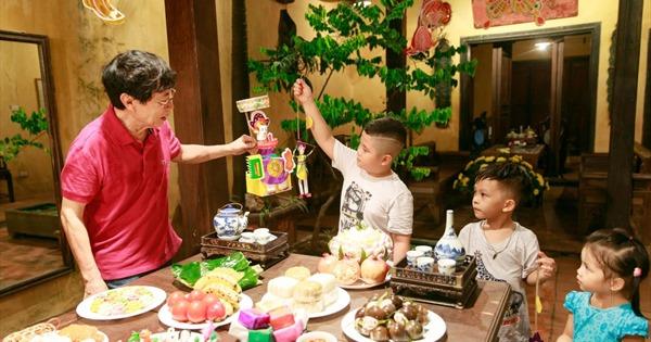 Nhiều hoạt động trải nghiệm Tết trung thu truyền thống tại phố cổ Hà Nội
