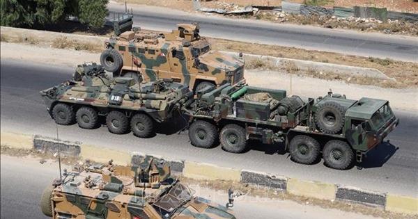 Nga và Thổ Nhĩ Kỳ sẽ tiếp tục hoạt động tuần tra chung ở tỉnhIdlib của Syria