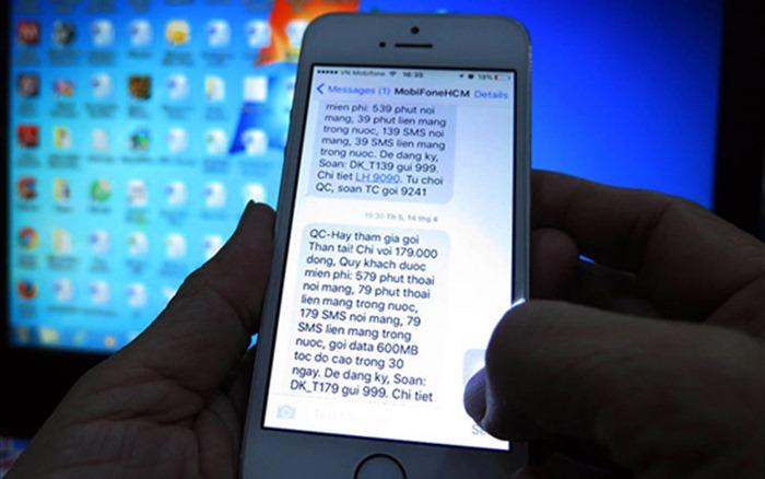 Từ 1/10, sẽ phạt tới 100 triệu đồng nếu gửi tin nhắn rác, cuộc gọi rác