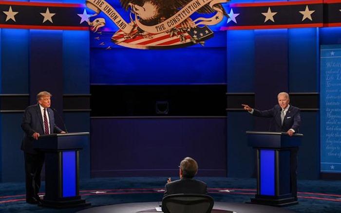 Sau tranh luận, ông Biden nhận tiền gây quỹ kỷ lục 3,8 triệu USD trong 1 giờ