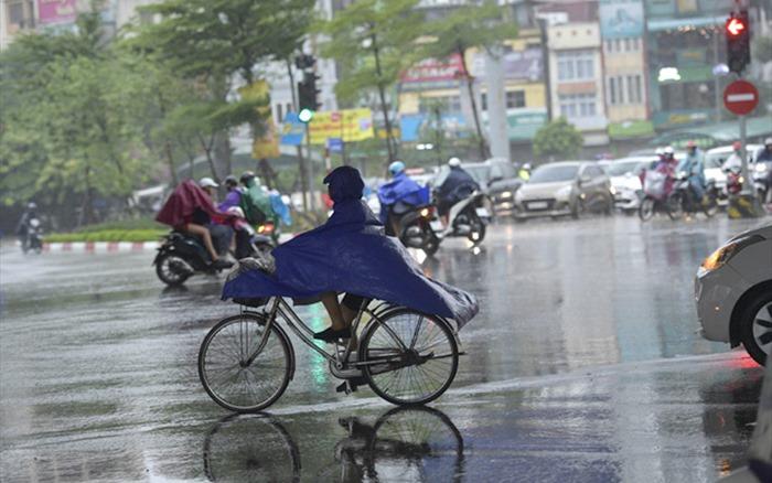 Thời tiết ngày 30/9: Nhiều khu vực mưa và dông, vùng núi phía Bắc đề phòng thời tiết nguy hiểm