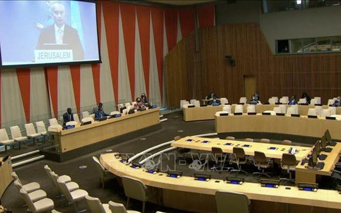 Việt Nam và HĐBA: Việt Nam kêu gọi Israel ngừng việc mở rộng các khu định cư